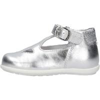 Schuhe Mädchen Sneaker Balducci - Occhio di bue argento CITA2401 ARGENTO