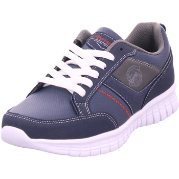 Schuhe Herren Sneaker Low Hengst - C70202401 blau