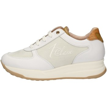 Schuhe Damen Sneaker Low Alviero Martini 0628/0916 WEISS
