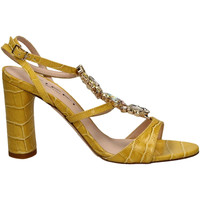 Schuhe Damen Sandalen / Sandaletten Tiffi MINERVA ALFREDO giallo