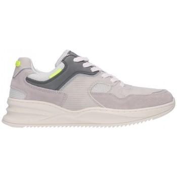 Schuhe Herren Sneaker Bullboxer ARKANSAS X956-X2-8093A Hombre Gris gris
