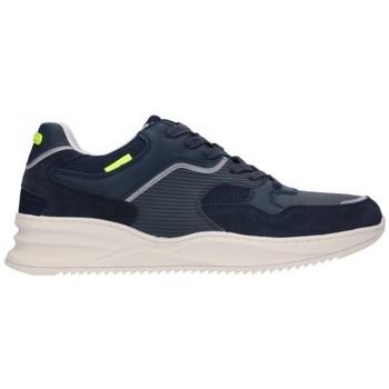 Schuhe Herren Sneaker Bullboxer ARKANSAS X956-X2-8093A Hombre Azul marino bleu