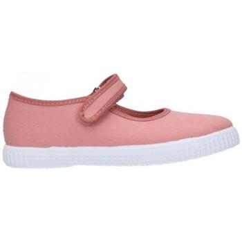 Schuhe Mädchen Sneaker Batilas 51301   antique Niña Rosa rose