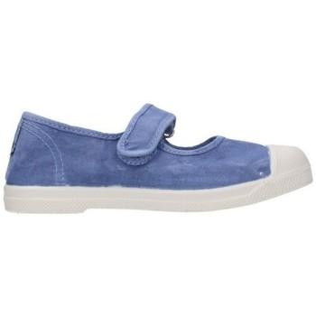 Schuhe Mädchen Sneaker Natural World 476E 690 Niña Celeste bleu
