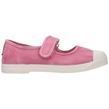 Schuhe Mädchen Sneaker Natural World 476E 603 Niña Rosa rose