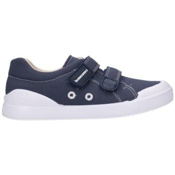 Schuhe Jungen Sneaker Biomecanics 202225 Niño Azul bleu