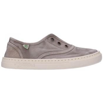 Schuhe Jungen Sneaker Natural World 6470E 670 Niño Gris gris