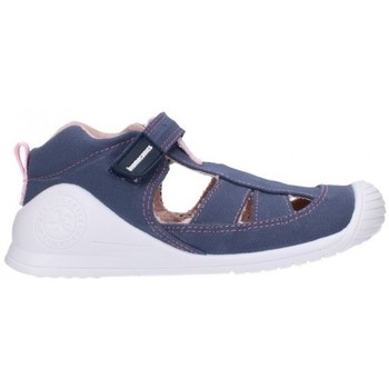 Schuhe Jungen Sandalen / Sandaletten Biomecanics 202202 Niño Azul marino bleu