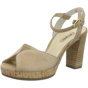 Schuhe Damen Sandalen / Sandaletten Paul Green Sandaletten beige