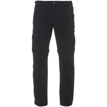 Kleidung Herren Hosen Vaude Sport Bekleidung Me Farley Stretch T-Zip Pants 04575/010 schwarz