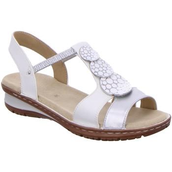 Schuhe Damen Sandalen / Sandaletten Ara Sandaletten HAWAII 12-27242-77 weiß