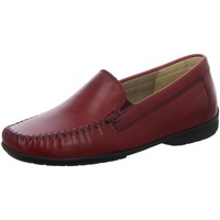 Schuhe Damen Slipper Sioux Slipper cortizia 8165282 rot