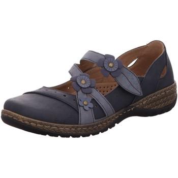 Schuhe Damen Slipper Supremo Slipper 8029513 NAVY blau