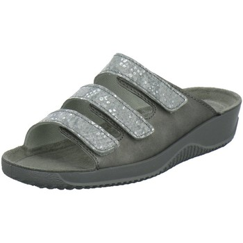 Schuhe Damen Pantoffel Rohde Pantoletten 1934/83 grau