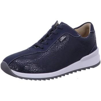 Schuhe Damen Derby-Schuhe & Richelieu Finn Comfort Schnuerschuhe Melk 05059-901620 blau