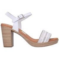 Schuhe Damen Sandalen / Sandaletten Oh My Sandals For Rin OH MY SANDALS 4726 BLANCO Mujer Blanco blanc