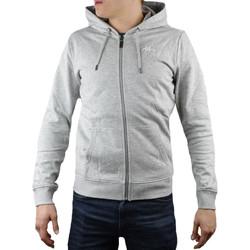 Kleidung Herren Sweatshirts Kappa Veil Hooded gris