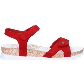 Schuhe Damen Sandalen / Sandaletten Panama Jack Sulia Colors B1 Rojo