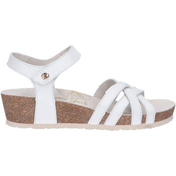 Schuhe Damen Sandalen / Sandaletten Panama Jack Chia Nacar B1 Blanco
