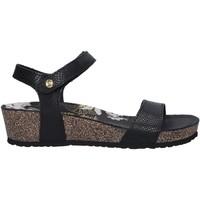 Schuhe Damen Sandalen / Sandaletten Panama Jack Capri Amazonic B2 Negro