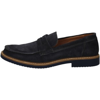 Schuhe Herren Slipper Imac 500321 BLUE