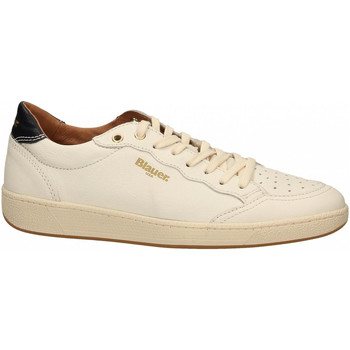 Schuhe Herren Sneaker Low Blauer MURRAY01 white