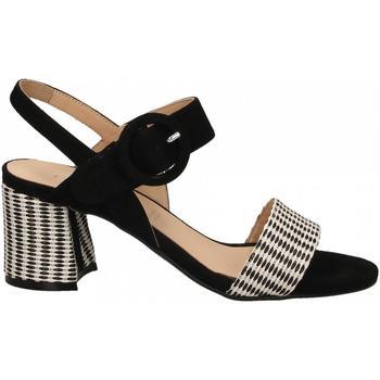 Schuhe Damen Sandalen / Sandaletten Carmens Padova GLORIA BABY nero