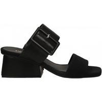 Schuhe Damen Sandalen / Sandaletten Carmens Padova LISA BELT TAFFY nero