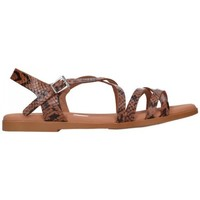 Schuhe Damen Sandalen / Sandaletten Oh My Sandals For Rin OH MY SANDALS 4640 TODO REPTILE ROBLE Mujer Cuero marron