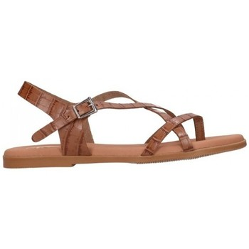 Schuhe Damen Sandalen / Sandaletten Oh My Sandals For Rin OH MY SANDALS 4641 BREDA ROBLE Mujer Cuero marron
