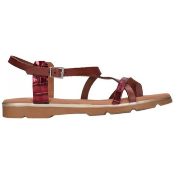Schuhe Damen Sandalen / Sandaletten Oh My Sandals For Rin OH MY SANDALS 4651 CAOBA MULTI Mujer Marron marron