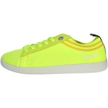 Schuhe Damen Sneaker Low Vespa V00011-500-32 Sneakers Frau Flash Yellow Flash Yellow