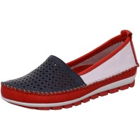 Schuhe Damen Slipper Gemini Slipper 382013-01/581 rot