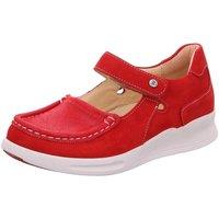 Schuhe Damen Slipper Wolky Slipper Two stretch nubuck 0590210-570 rot
