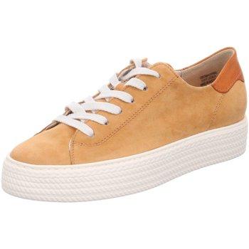 Schuhe Damen Derby-Schuhe Paul Green 4914 4914-066 beige