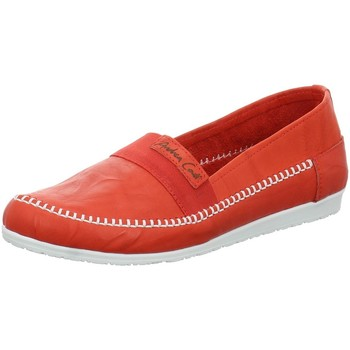 Schuhe Damen Slipper Andrea Conti Slipper Slipper in Rot 0029612-021 rot