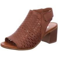 Schuhe Damen Sandalen / Sandaletten Remonte Dorndorf Sandaletten D2170-24 braun