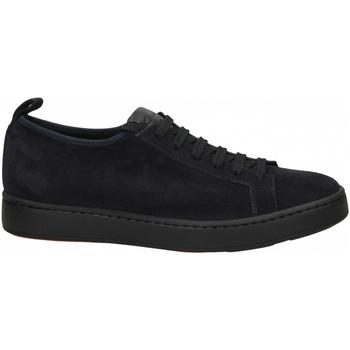 Schuhe Herren Derby-Schuhe Santoni DERBY 6F+T.LIS+INF. TREND ON TO blu