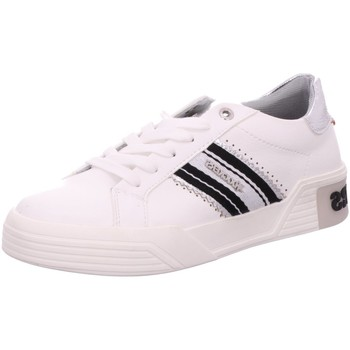 Schuhe Damen Sneaker Low Dockers by Gerli 45RT204-610-501 weiß