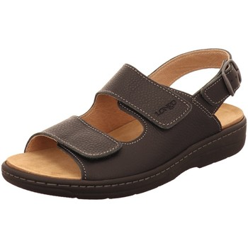 Schuhe Damen Sandalen / Sandaletten Longo Sandaletten 1006510 schwarz