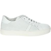 Schuhe Jungen Sneaker Low A.r.w. A.r.w. 6431 Sneakers Kinder Weiss Weiss