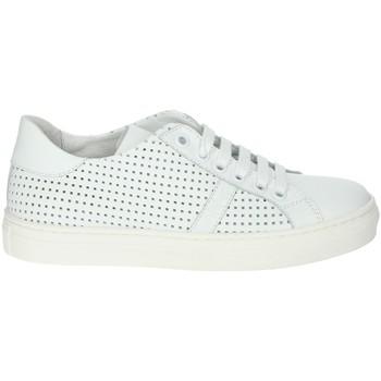 Schuhe Jungen Sneaker Low A.r.w. 6431 Weiss