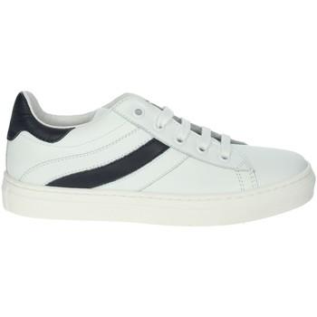 Schuhe Jungen Sneaker Low A.r.w. 6426AR Weiss/Blau