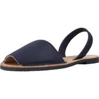 Schuhe Damen Sandalen / Sandaletten Ria 20002 Blau