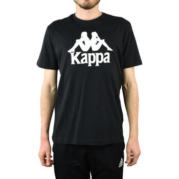 Kleidung Herren T-Shirts Kappa Caspar T-Shirt noir