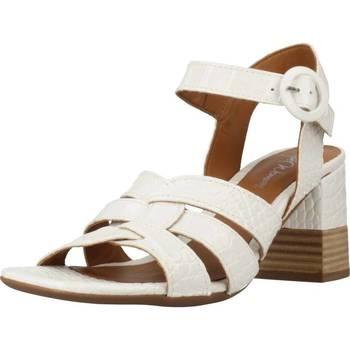 Schuhe Damen Sandalen / Sandaletten Alpe 4684 63 Weiß