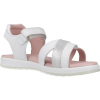 Schuhe Mädchen Sandalen / Sandaletten Garvalin 202642 Weiß