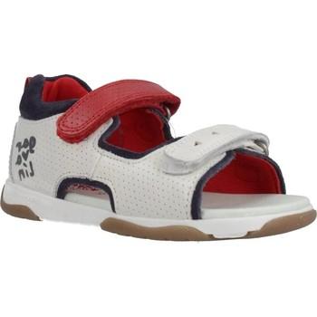 Schuhe Jungen Sandalen / Sandaletten Garvalin 202336 Weiß