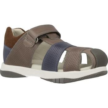 Schuhe Jungen Sandalen / Sandaletten Garvalin 202452 Brown