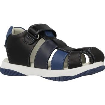 Schuhe Jungen Sandalen / Sandaletten Garvalin 202458 Schwarz